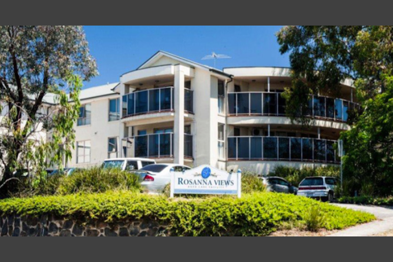 Rosanna Views Aged Care Facility